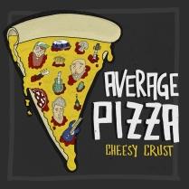 Artwork Average Pizza