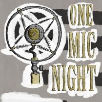 Event Design One Mic Night