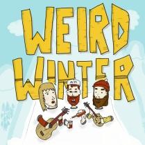 Weird Winter I Plakatdesing